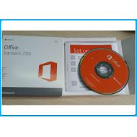 Wholesale Genuine Microsoft Office STANDARD 2016 COA / Key / License with DVD media from china suppliers