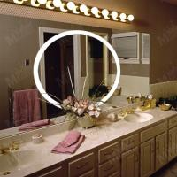 Buy cheap LED bathroom mirror,makeup mirror lighted from wholesalers