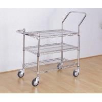 Wholesale Carbon Steel Wire Cart (HK-CS-WC03) from china suppliers