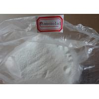 Wholesale White Cutting Cycle Steroids Stanozolol Winstrol For Bodybulding 10418-03-8 from china suppliers