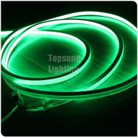 Wholesale 220v green 100leds/m square led neon flex light for activity decoration from china suppliers