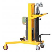 Wholesale Pedaled Hydraulic Drum Lift Equipped , 450Kg Drum Lifting Devices from china suppliers