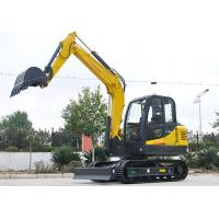 Quality High Efficiency Excavator Heavy Equipment With 3245mm Digging Radius 45kw for sale