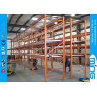 Wholesale Customized Adjustable Pallet Storage Warehouse Racks from china suppliers
