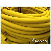"""Wholesale 3/8"""" Yellow Wrapped Rubber Ming Air Hose/Jack Hammer Hoses 300PSI from china suppliers"""