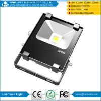 China New fin heat sink 10w ip65 led flood light AC85-265V CE RoHS approved on sale