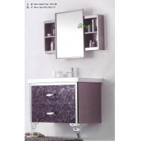 Wholesale 304 Stainless Steel Bathroom Cabinet (XR8636) from china suppliers