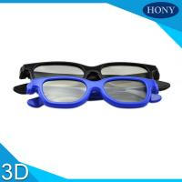 Wholesale Cinema Use Disposable 3D Glasses Kids Frame With Circular Polarized Lenses from china suppliers