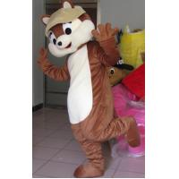 Wholesale High Quality Cartoon Character squirrel Mascot Costumes for Adult from china suppliers