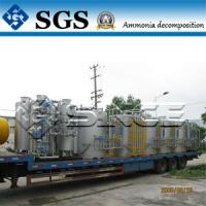 Wholesale Metallurgy / Heat Treatment Ammonia Gas Generator HydrogenGenerator from china suppliers