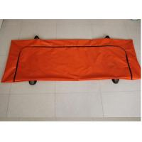 Wholesale Orange ISO9001 adult men dead body bag Easy to move OF 200*73cm from china suppliers