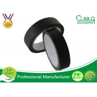 "Wholesale 3/4"", 1"", 1.5"", And 2"" Widths Black Crepe Masking Tape For Automotive / Window from china suppliers"