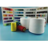 Wholesale Dyetube 100% Polyester Spun Polyester Yarn For Sewing Use , 100 Spun Polyester Yarn from china suppliers