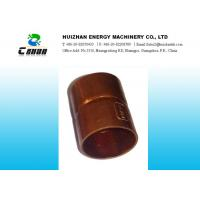 Wholesale Air Conditioning Copper Tube Coupling Rolled Stop C X C For Refrigeration from china suppliers