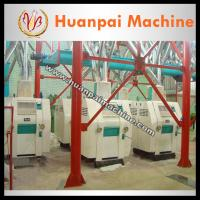 Wholesale 6FTP-100 ton wheat flour mill complete plant from china suppliers