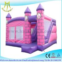 Wholesale Hansel 2015 Hot Sale Cheap Frozen Inflatable Bouncer Combo with Slide for Kids from china suppliers