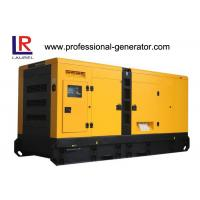 Wholesale 230V / 400V Electronic 312kVA Cummins Diesel Generator Set 250kw 3 Phase from china suppliers
