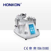 Wholesale Korean 4 in 1 Skin Care Oxygen Jet Peel Machine with RF , BIO , Ultrasonic Head from china suppliers