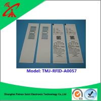 Quality Custom Printable Rfid Labels 860-960MHZ for sale