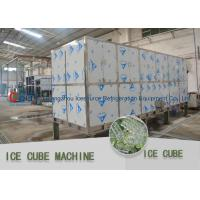 Wholesale Edible food grade  Ice Cube Maker Machine clean ice and more easy operate from china suppliers