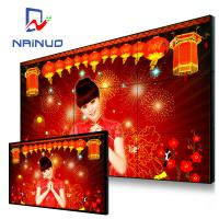 Wholesale Ultra Narrow Bezel LCD Video Wall Display Samsung Videowall High Resolution from china suppliers