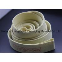 Wholesale Heat Resistant Gamiture Tape , Different Specification Aramid Fiber Fabric Tape from china suppliers