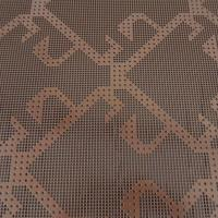 Quality 2mm/3mm/8mm Custom Pattern Perforated Metal Sheets, Image Picture Perforation for sale