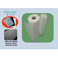 Wholesale Customized High Transparent PP Sheet Roll in Plastic Packaging at 0.8 mm from china suppliers
