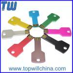 Wholesale Metal Key Usb Pen Drive 2GB 4GB 8GB 16GB 32GB Free Logo Printing from china suppliers
