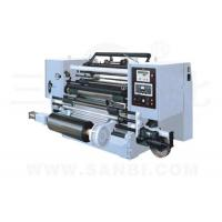 Wholesale PLC 15kw PE / PVC Slitting Rewinding Machine With slip force adjustable from china suppliers