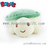 Wholesale Lovely Plush Turtle Animal Pet Toy With Squeaker from china suppliers
