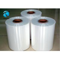Wholesale Clear polyolefin Heat shrinkable plastic film , shrink packaging film from china suppliers