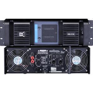 Wholesale 1500 Watt Transformer Power Amplifier 2 Channel , High Power Audio Amplifier OEM / ODM from china suppliers