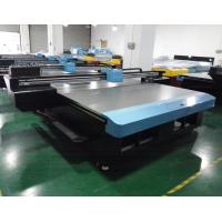 Wholesale Multi Color UV Inkjet Printers , Automatic Continuous Ink Card Printing Machines from china suppliers