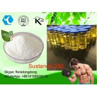 Wholesale Natural Muscle Growth Raw Testosterone Powder Steroids Sustanon 250 / test blend from china suppliers