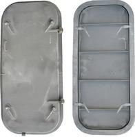 Wholesale ABS DNV BV Approval OEM Service Marine Access Doors Marine Weathertight Doors from china suppliers