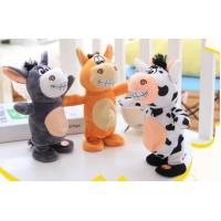 Wholesale Walking and Singing , Speaking Music Educational Electronic Talking Plush Toys from china suppliers