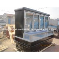 Wholesale Multideck Upright Combination Freezer With Sliding / Solid Door from china suppliers