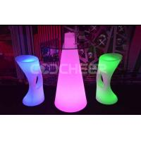 Wholesale Indoor Cocktail Led Bar Table Use In Nightclub / Coffee Shop from china suppliers