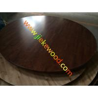 Wholesale PU dining hall OAK table top from china suppliers