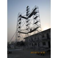 Wholesale Safe Cold Pressed Stairway Light Weight Scaffolding 18M with European Standard from china suppliers