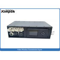 Wholesale HD & SD COFDM AV Wireless Video Transmitter Encrypted NLOS Digital Video Link with 5W from china suppliers