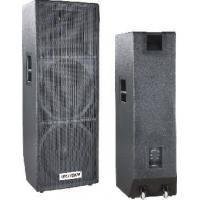 Wholesale Dual 15'' 3-Way Wooden Box Speaker With Passive Filter Crossover from china suppliers