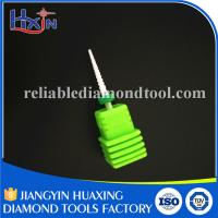 Wholesale Type Course Ceramic Nail Drill Bit White Overall Length 38mm Head Length 15mm from china suppliers