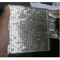 Wholesale Decorative Fabric Laminated Glass With Metal Wire For Hotel Decoration from china suppliers