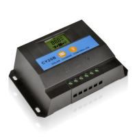 Buy cheap 12v 24v 48v 20a 30a 40a 50a 60a LCD pwm solar charge controller from wholesalers