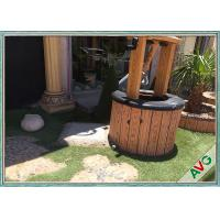 "Wholesale Abrasion Resistant Landscaping Artificial Grass Carpet Rug Cooling 3 / 8 "" from china suppliers"