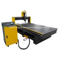 Wholesale 1300*2500mm  Wood Carving Cutting Machine with DSP Offline Control from china suppliers