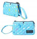 Wholesale Fashion Lady Clutch Nylon Long Wallet Women Card Holder Purse Handbag Bag from china suppliers