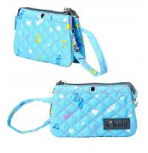 Quality Fashion Lady Clutch Nylon Long Wallet Women Card Holder Purse Handbag Bag for sale